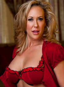 Brandi Love:Client, Cougar, Stranger, Couch, Living room, Ass licking, Big Ass, Big Dick, Big Tits, Blonde, Blow Job, Fake Tits, High Heels, Swallowing, Tattoos