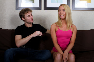 Michael Vegas & Nicki Blue in Amateurs Raw - Sex Position #4