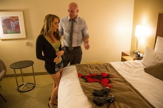 Ella Milano & Johnny Sins in College Sugar Babes - College Sugar Babes - Sex Position #2