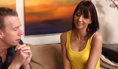 Katie Jordin & Mark Wood in College Sugar Babes - College Sugar Babes - Sex Position #1