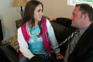 Lizz Tayler & Alec Knight in College Sugar Babes - College Sugar Babes - Sex Position #2