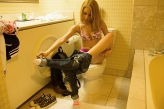 Mae Olsen & Johnny Sins in College Sugar Babes - College Sugar Babes - Sex Position #2