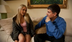 Mandy Armani & Michael Stefano in College Sugar Babes - College Sugar Babes - Sex Position #1