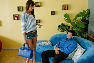 Tiffany Brookes & John Strong  in College Sugar Babes - College Sugar Babes - Sex Position #2