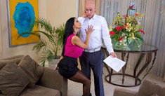 Ava Addams & Derrick Pierce in Dirty Wives Club - Dirty Wives Club - Sex Position #1