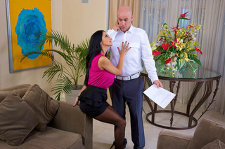 Ava Addams & Derrick Pierce in Dirty Wives Club - Dirty Wives Club - Sex Position #2