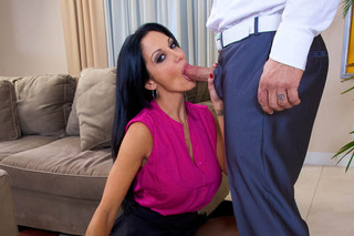 Ava Addams & Derrick Pierce in Dirty Wives Club - Dirty Wives Club - Sex Position #3