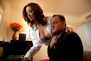 Jayden Jaymes & Alec Knight in Dirty Wives Club - Dirty Wives Club - Sex Position #2
