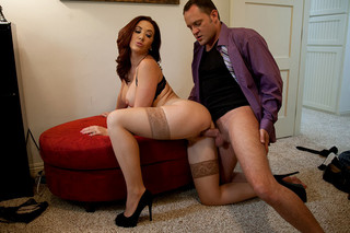 Jayden Jaymes & Alec Knight in Dirty Wives Club - Dirty Wives Club - Sex Position #7