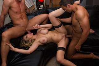 Julia Ann  & Bill Bailey Rocco Reed  in Dirty Wives Club - Dirty Wives Club - Sex Position #3