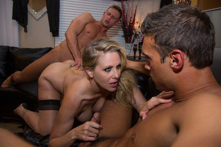 Julia Ann  & Bill Bailey Rocco Reed  in Dirty Wives Club - Dirty Wives Club - Sex Position #5
