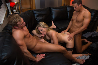 Julia Ann  & Bill Bailey Rocco Reed  in Dirty Wives Club - Dirty Wives Club - Sex Position #8