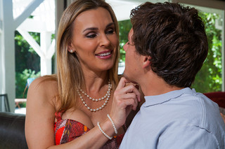 Tanya Tate  & Tyler Nixon  in Dirty Wives Club - Dirty Wives Club - Sex Position #2
