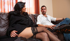 Veronica Avluv & Kris Slater  in Dirty Wives Club - Dirty Wives Club - Sex Position #1