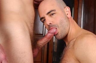 Adam Russo & Park Wiley in Hot Jocks Nice Cocks - Suite703 - Sex Position #6