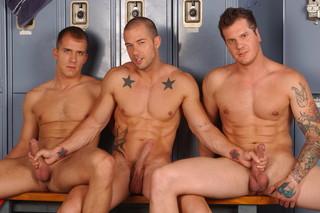 Brandon LewisParker London & Rod Daily in Hot Jocks Nice Cocks - Suite703 - Sex Position #1