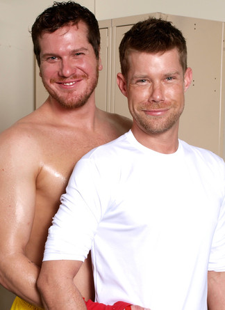 Braxton Bond & Parker London in Hot Jocks Nice Cocks - Suite703 - Centerfold