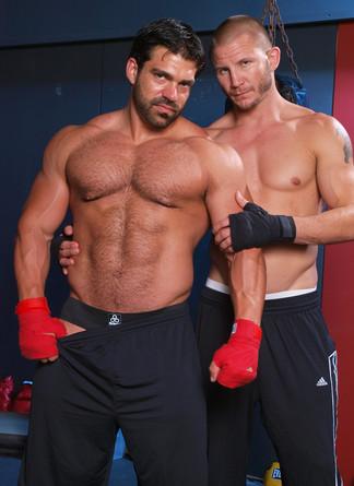 Brenn Wyson & Vince Ferelli in Hot Jocks Nice Cocks - Suite703 - Centerfold