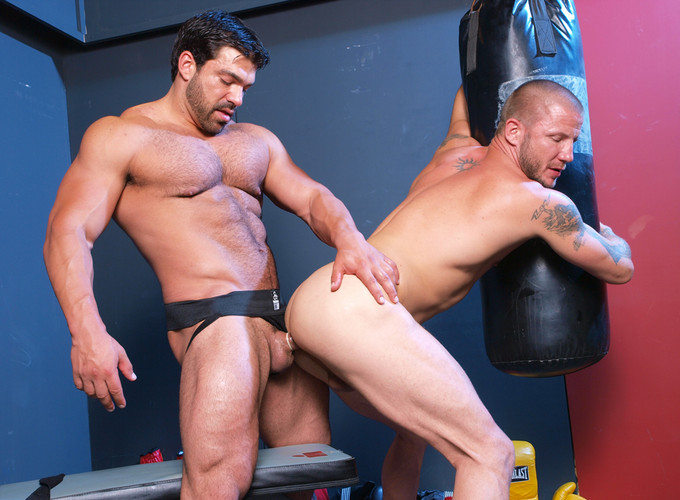 Brenn Wyson & Vince Ferelli in Hot Jocks Nice Cocks - Suite703