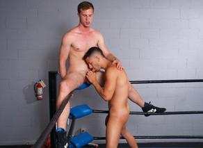 Dallas Reeves & Mario Costa in Hot Jocks Nice Cocks - Suite703 - Sex Position #7