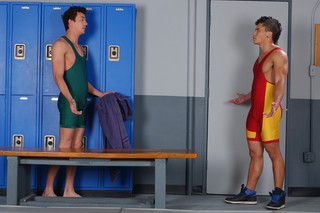 Dante Escobar & Seth Roberts in Hot Jocks Nice Cocks - Suite703 - Sex Position #6