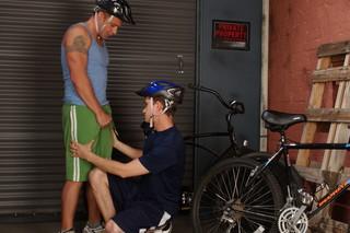 Finn Daniels & Jeremy Lange in Hot Jocks Nice Cocks - Suite703 - Sex Position #4
