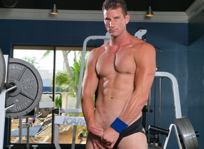 Gavin Waters & Rusty Stevens in Hot Jocks Nice Cocks - Suite703 - Sex Position #2