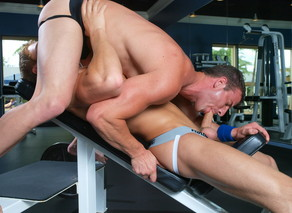 Gavin Waters & Rusty Stevens in Hot Jocks Nice Cocks - Suite703 - Sex Position #7