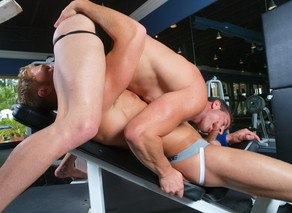 Gavin Waters & Rusty Stevens in Hot Jocks Nice Cocks - Suite703 - Sex Position #8