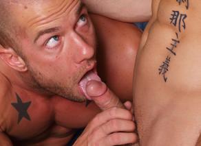 Rod Daily & Santos in Hot Jocks Nice Cocks - Suite703 - Sex Position #8