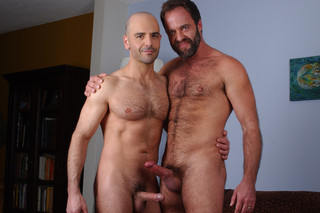 Adam Russo & Dodger Wolf in I'm a Married Man - Suite703 - Sex Position #5