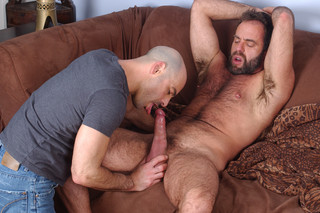 Adam Russo & Dodger Wolf in I'm a Married Man - Suite703 - Sex Position #7