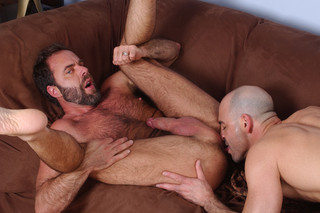 Adam Russo & Dodger Wolf in I'm a Married Man - Suite703 - Sex Position #9