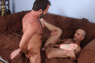 Adam Russo & Dodger Wolf in I'm a Married Man - Suite703 - Sex Position #13