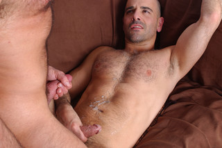 Adam Russo & Dodger Wolf in I'm a Married Man - Suite703 - Sex Position #14
