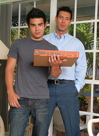 Alexander Garrett & Cody Springs in I'm a Married Man - Suite703 - Centerfold