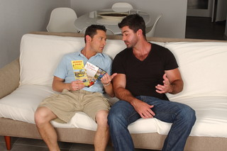 Ari Sylvio & Berke Banks in I'm a Married Man - Suite703 - Sex Position #3