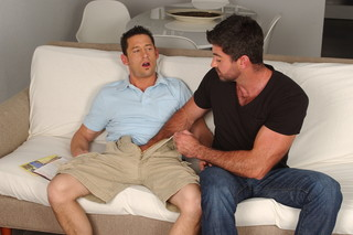 Ari Sylvio & Berke Banks in I'm a Married Man - Suite703 - Sex Position #4