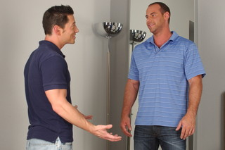 Ari Sylvio & Girth Brooks in I'm a Married Man - Suite703 - Sex Position #3