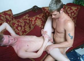 Bradley Michaels & Micah Matthews in I'm a Married Man - Suite703 - Sex Position #12