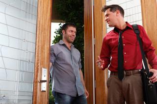 Brad Benton   & Tristan Jaxx in I'm a Married Man - Suite703 - Sex Position #1