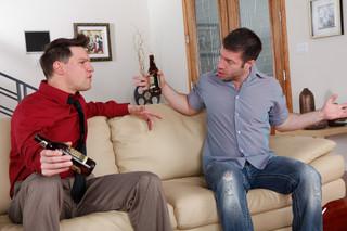 Brad Benton   & Tristan Jaxx in I'm a Married Man - Suite703 - Sex Position #2