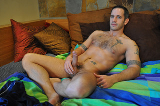 Clayton Archer & Wolfie in I'm a Married Man - Suite703 - Sex Position #2