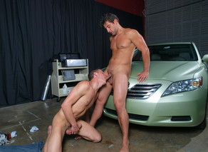 Conner O'Reilly & Nick Toretto in I'm a Married Man - Suite703 - Sex Position #7