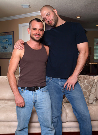 David Chase & Ethan Ayers in I'm a Married Man - Suite703 - Centerfold