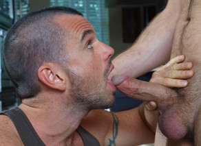 David Chase & Ethan Ayers in I'm a Married Man - Suite703 - Sex Position #7