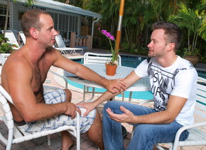 David Scott & Girth Brooks in I'm a Married Man - Suite703 - Sex Position #3