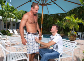 David Scott & Girth Brooks in I'm a Married Man - Suite703 - Sex Position #4