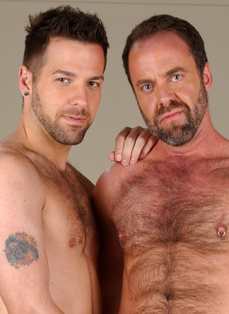 Dodger Wolf & Preston Steel in I'm a Married Man - Suite703 - Centerfold