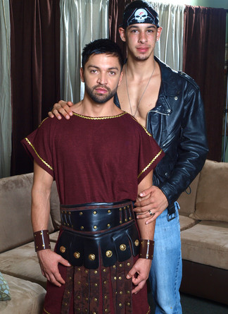 Dominic Pacifico & Tony Douglas in I'm a Married Man - Suite703 - Centerfold